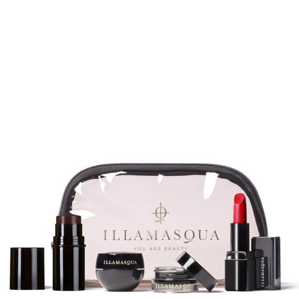 Illamasqua Beauty Bundle (Worth £55.80) - Box