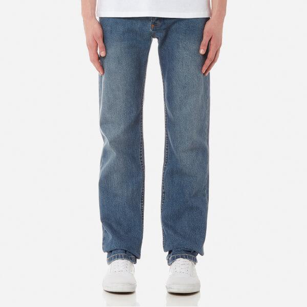 97efc6f28ffb2 A.P.C. Men s New Standard Mid Rise Straight Leg Jeans - Indigo ...