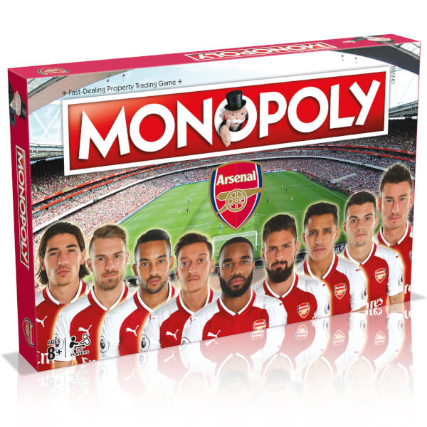 Monopoly - Arsenal Edition (2017-2018)