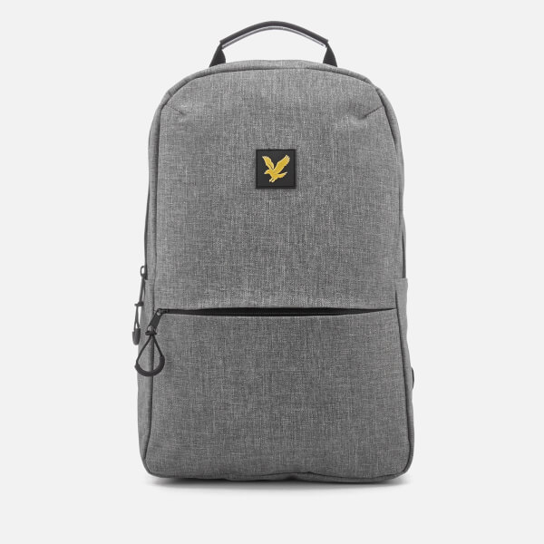 Lyle & Scott Men's Rucksack - Grey Marl