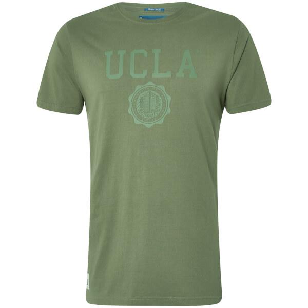 UCLA Men's Powell Logo T-Shirt - Oil Green