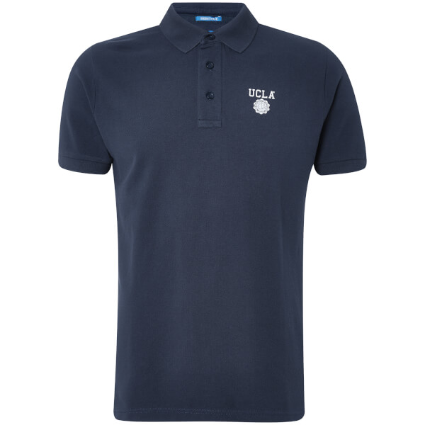 UCLA Men's Anderson Logo Polo Shirt - Navy