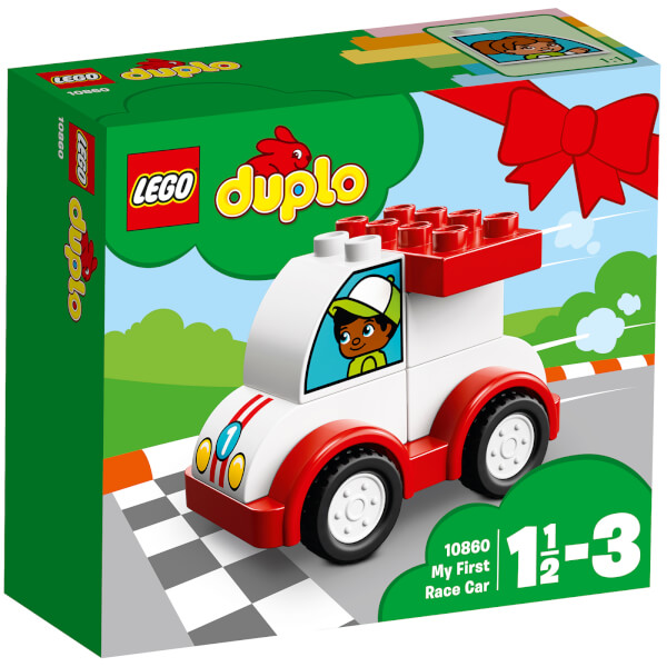 LEGO DUPLO: My First Race Car (10860)