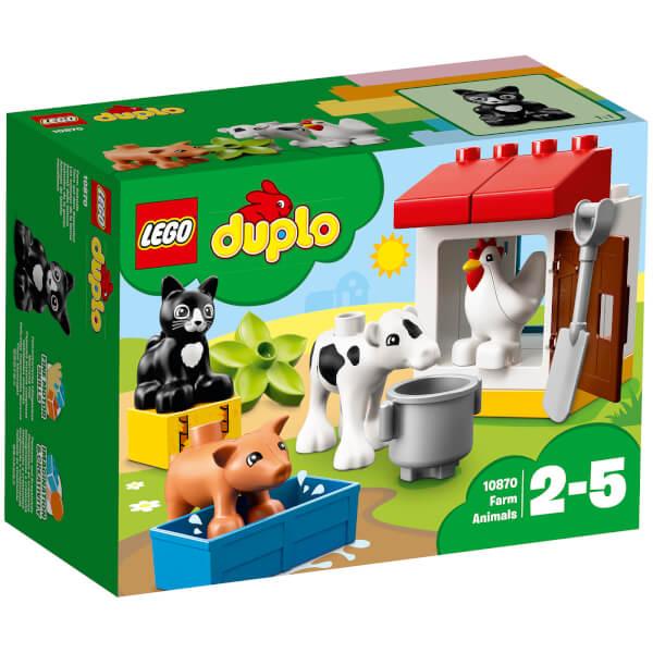 LEGO DUPLO: Farm Animals (10870)