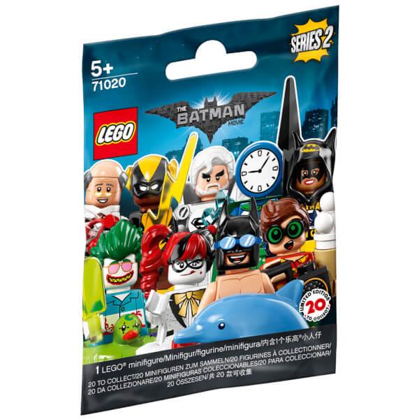LEGO Minifigures: The LEGO Batman Movie Series 2 (71020)