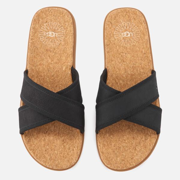 9d760148b522 UGG Men s Seaside Slide Sandals - Black  Image 1