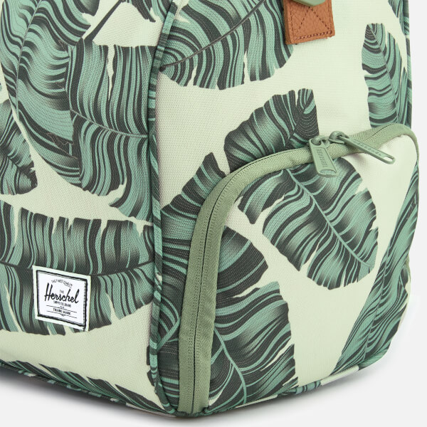 282916793c8 Herschel Supply Co. Men s Novel Mid-Volume Duffle Bag - Silver Birch Palm