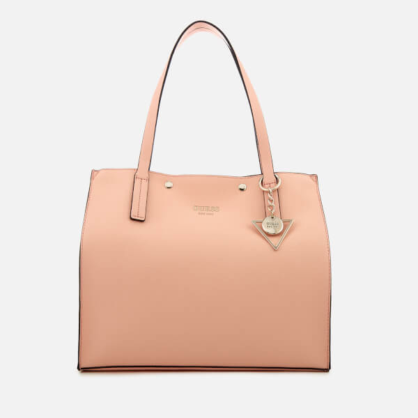 Guess Women's Kinley Carryall Tote Bag - Rose
