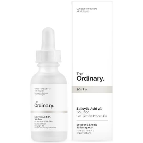 The Ordinary Salicylic Acid 2% Solution 30ml