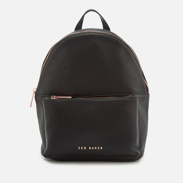 Ted Baker Women's Pearen Soft Grain Backpack - Black