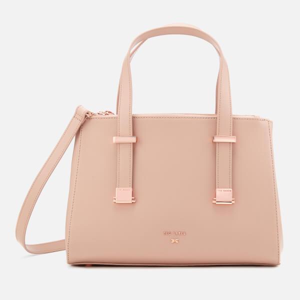 96cfa98190 Ted Baker Women s Audrey Adjustable Handle Small Tote Bag - Mink  Image 1