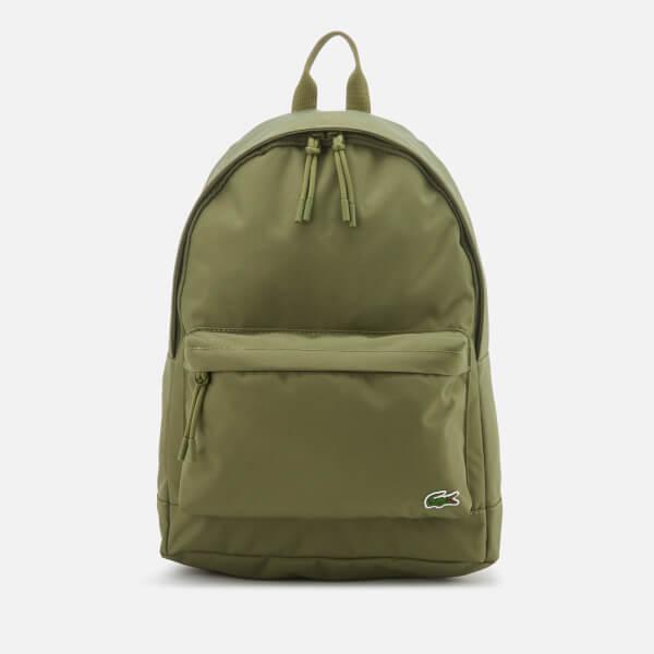 Lacoste Men's Neocroc Backpack - Olive Branch