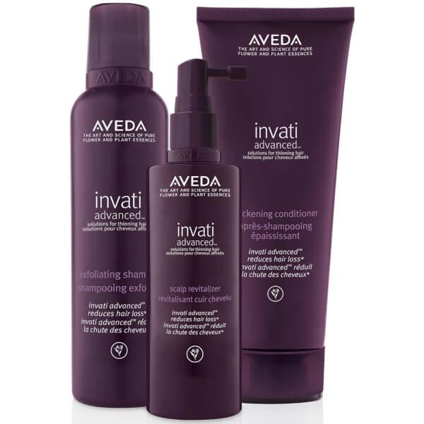 Aveda Invati Advanced 3 Step Set