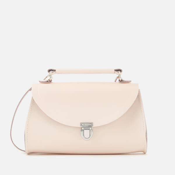 The Cambridge Satchel Company Women's Mini Poppy Bag - Chalk