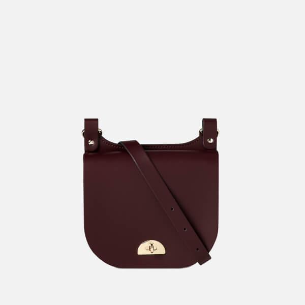 The Cambridge Satchel Company Women's Small Conductor's Bag - Oxblood