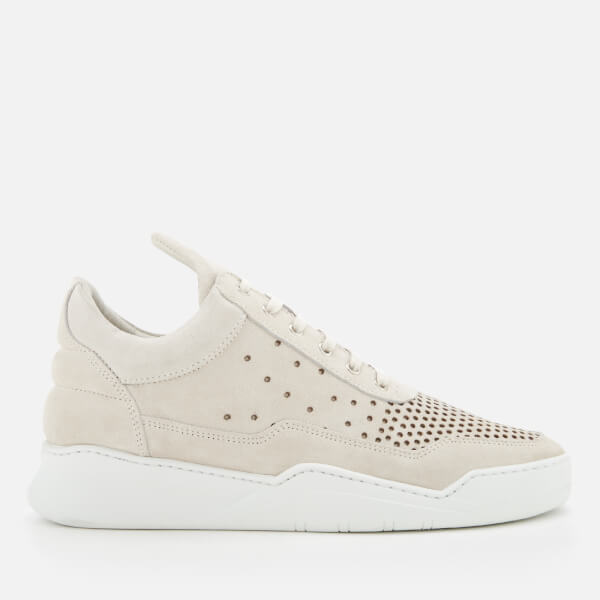 Filling pieces Men's Ghost Gradient Perforated Low Top Trainers - - UK 7 CJ5JIhkQ