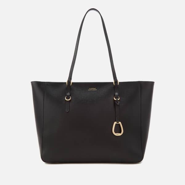 Lauren Ralph Lauren Women's Bennington Tote Bag - Black
