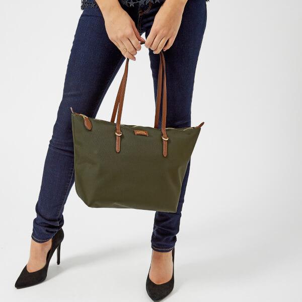 698b5c4120be Lauren Ralph Lauren Women s Chadwick Shopper Bag - Lauren Green  Image 3