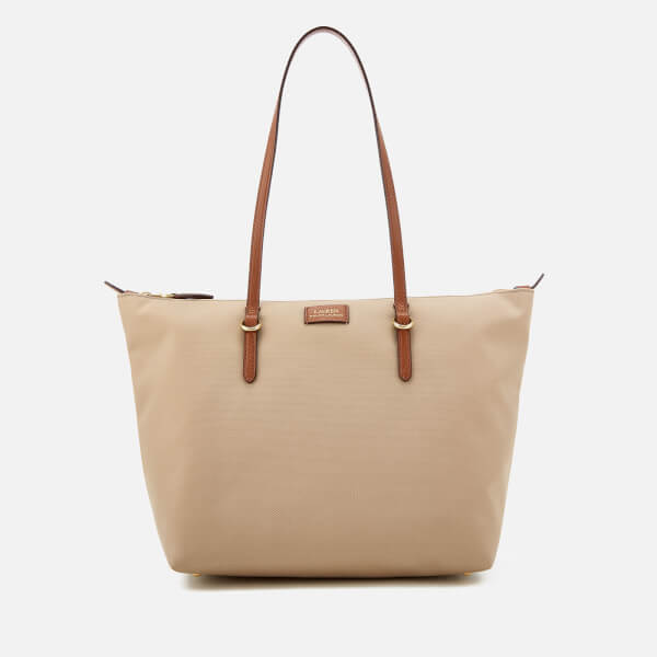 Lauren Ralph Lauren Women's Chadwick Shopper Bag - Khaki