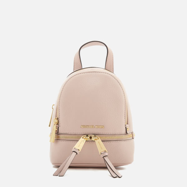 MICHAEL MICHAEL KORS Women's Extra Small Messenger Backpack - Soft Pink