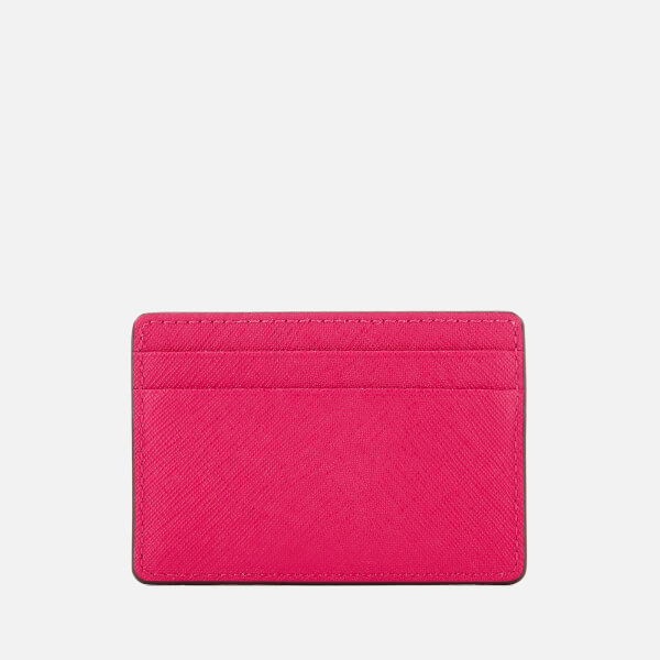 68928f7dc6c95 MICHAEL MICHAEL KORS Women s Card Holder - Ultra Pink Womens ...