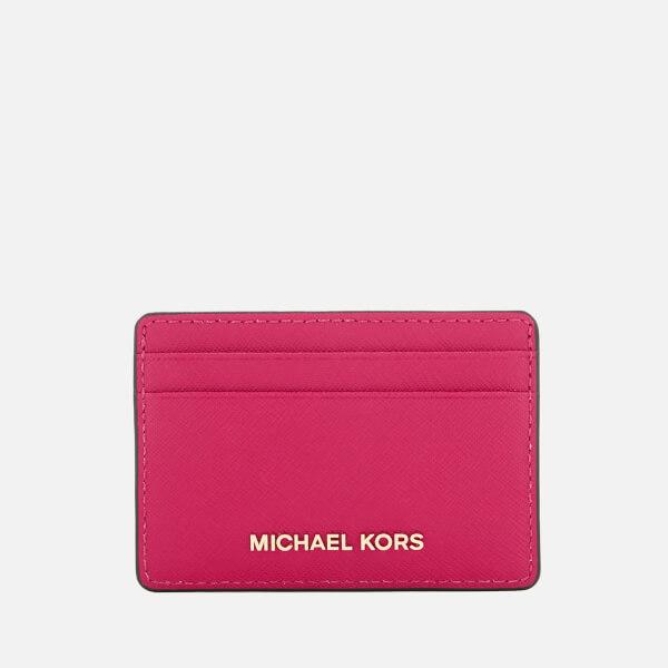 MICHAEL MICHAEL KORS Women's Card Holder - Ultra Pink