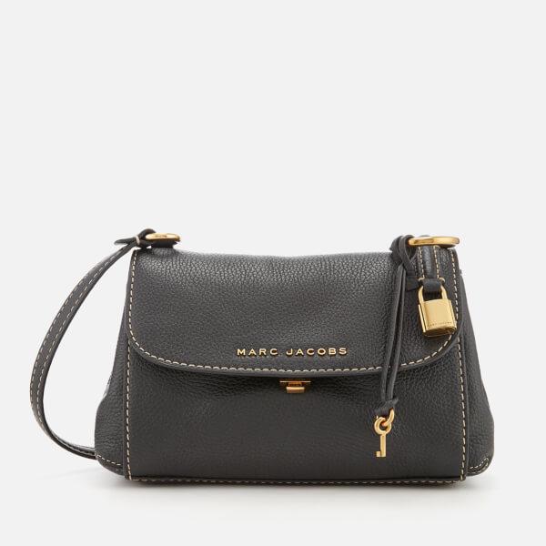 Marc Jacobs Women's Mini Boho Grind Bag - Black/Gold
