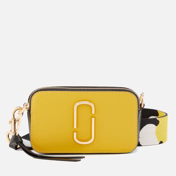 Marc Jacobs Women's Snapshot Cross Body Bag - Sunshine Multi