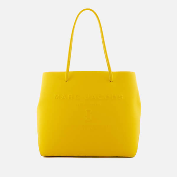 Marc Jacobs Women's East West Logo Tote Bag - Sunshine