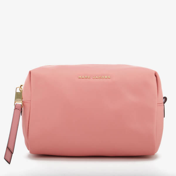 Marc Jacobs Women's Large Cosmetic Bag - Canyan Pink