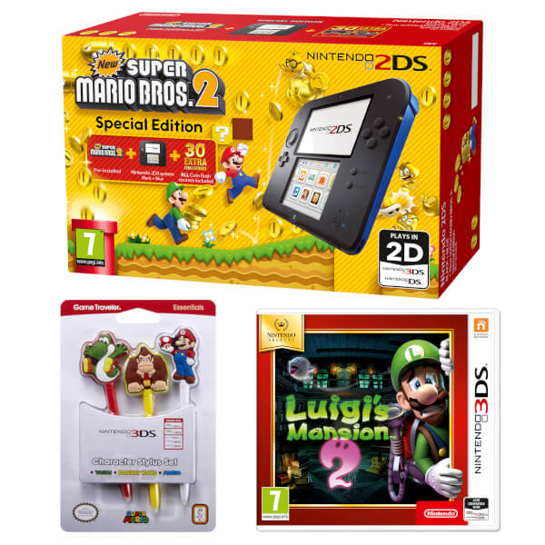 Nintendo 2DS Super Mario Bros. Pack