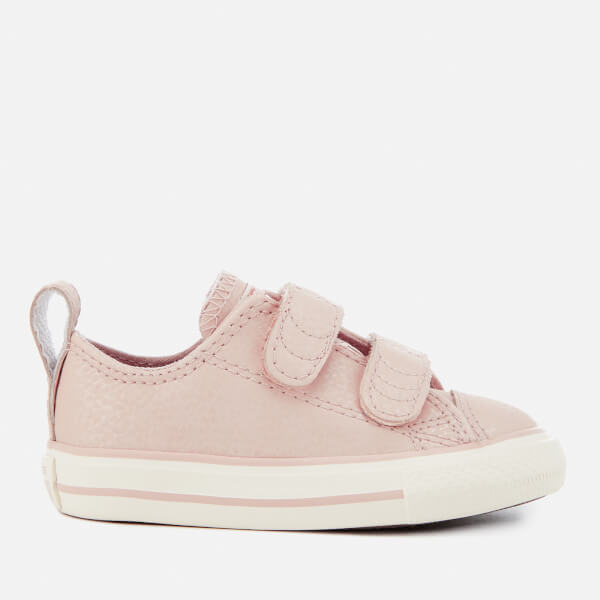 Converse Toddlers  Chuck Taylor All Star 2V Ox Trainers - Particle Beige  Egret  35201d767