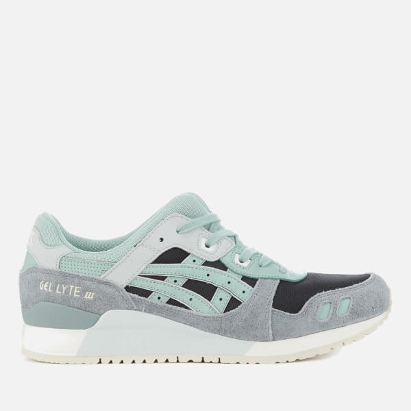 Asics Lifestyle Men's Gel-Lyte III Trainers - /Blue Surf - UK 7 YPtBC5GM