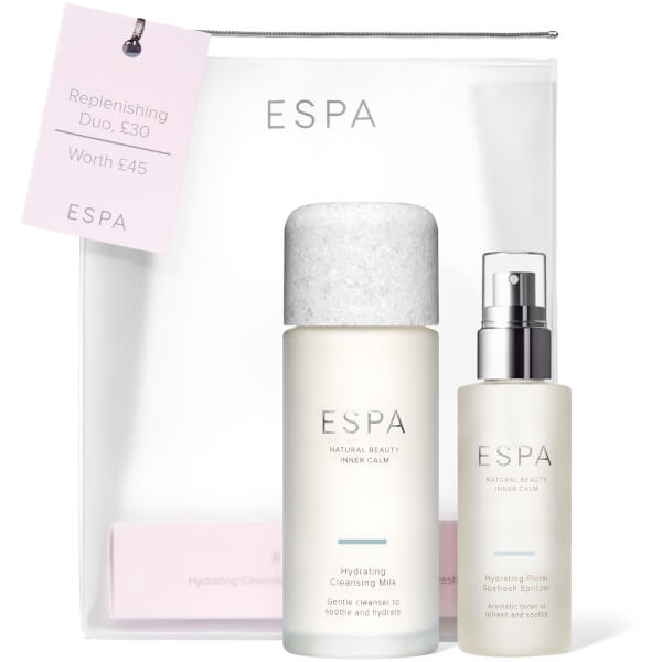 ESPA Skincare Duo Replenishing