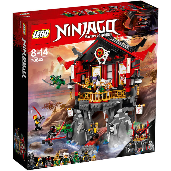 The LEGO Ninjago Movie: Temple of Resurrection (70643)