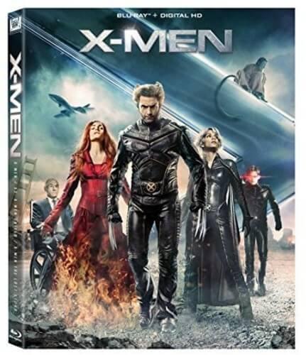 X-Men Trilogy Pack