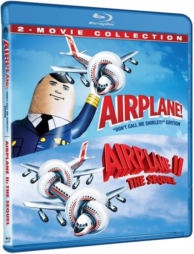 Airplane: 2-Movie Collection