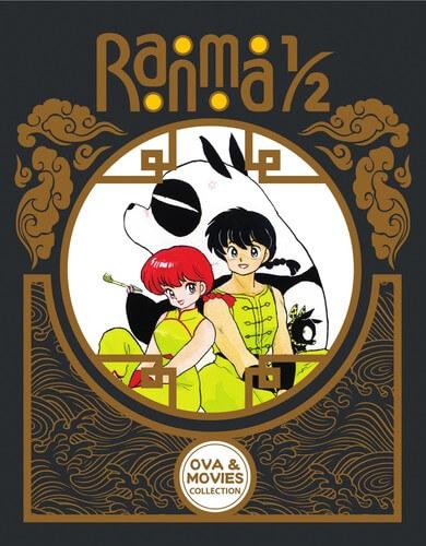 Ranma 1/2 Ova & Movie Collection