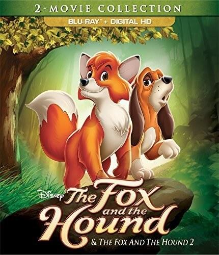 Fox & The Hound: 2 Movie Collection