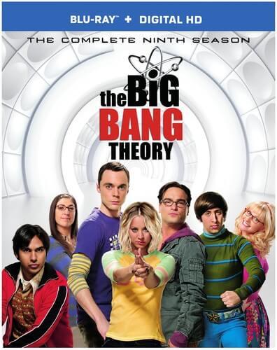 Big Bang Theory: The Complete Ninth Season
