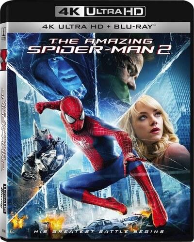 Amazing Spider-Man 2 - 4K Ultra HD