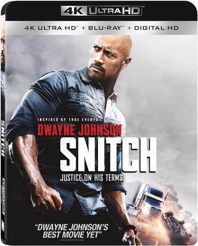 Snitch - 4K Ultra HD