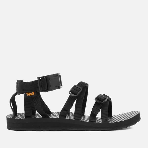 Teva Women's Alp Strappy Sandals - Black
