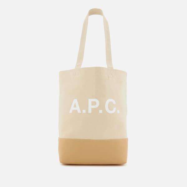 A.P.C. Axel Shopping Bag   Ecru by A.P.C.