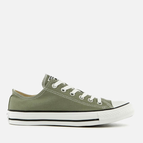 9f0a21267b2e Converse Chuck Taylor All Star Ox Trainers - Dark Stucco  Image 1