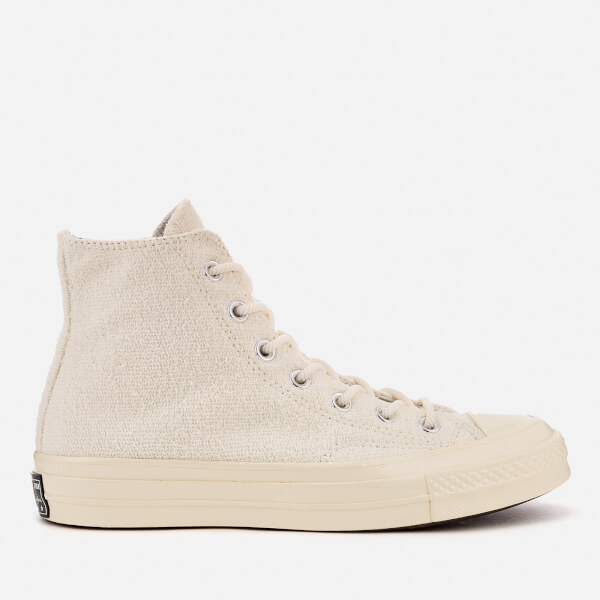 Converse Chuck Taylor All Star 70 Hi-Top Trainers - Egret - UK 3 ALGVlS9Z
