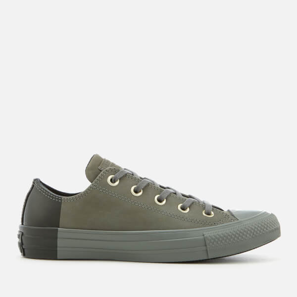 9d315aefc080 Converse Women s Chuck Taylor All Star Ox Trainers - Mason Storm Wind   Image 1