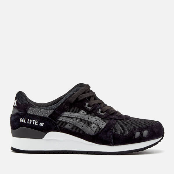 Asics Lifestyle Men's Gel-Lyte III Trainers - Black
