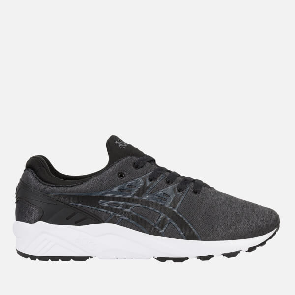 asics gel kayano trainer dark grey