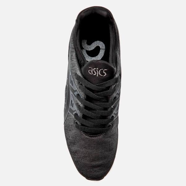 7a1ae3663 Asics Lifestyle Men s Gel-Kayano Evo Trainers - Dark Grey Black Mens ...